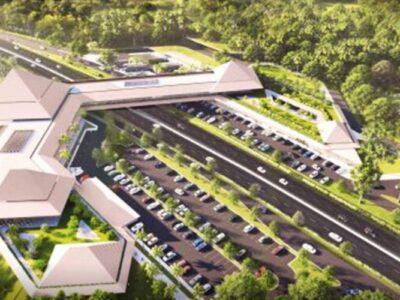 skybridge jalan tol Semarang—Solo