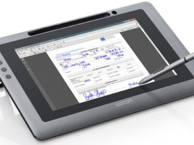 tanda tangan elektronik
