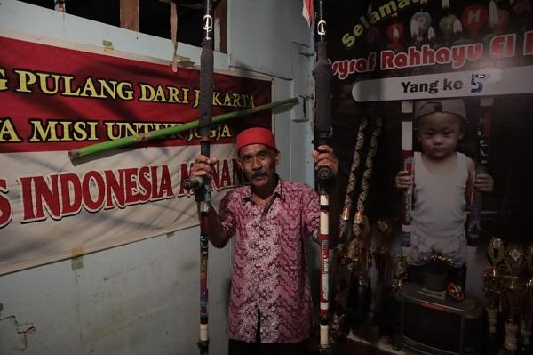 Raja Egrang Yogyakarta