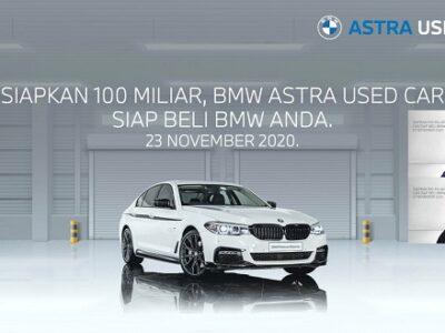 menjual mobil BMW