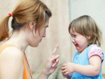 Dampak Membentak Anak-anak
