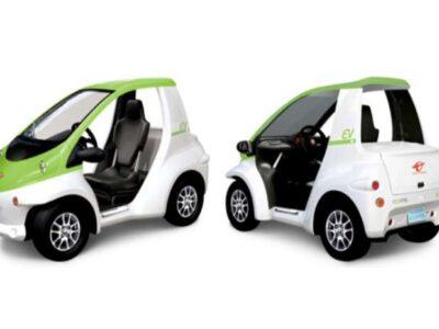 kendaraan listrik