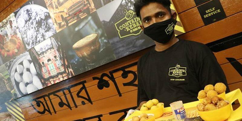 Kebab Baba Rafi India