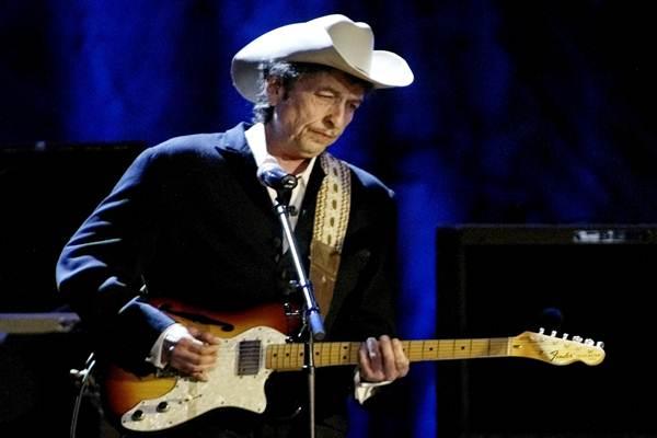 penyanyi Bob Dylan