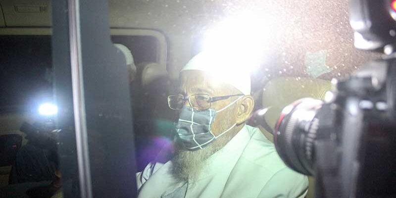 Abu Bakar Baasyir bebas