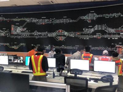 Pusat Pengendali Kereta api