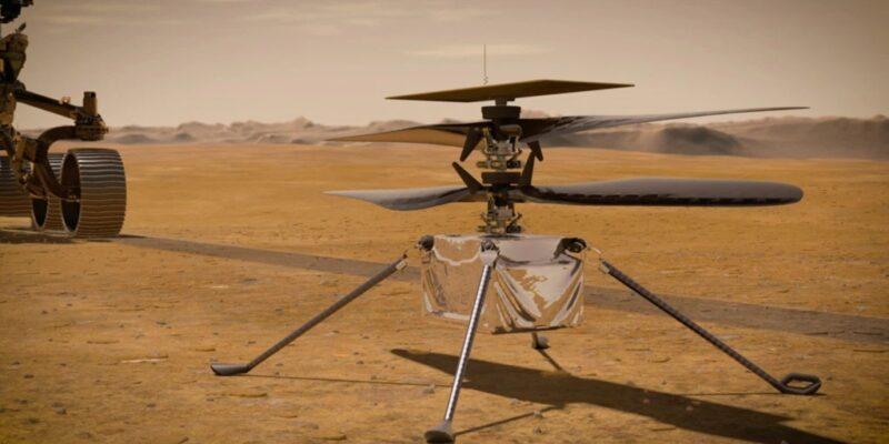 helikopter mini Mars china