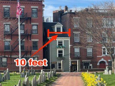 Rumah mungil boston