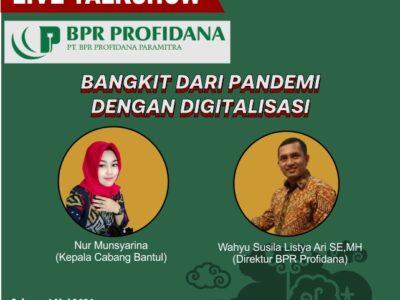 digitalisasi BPR Profidana