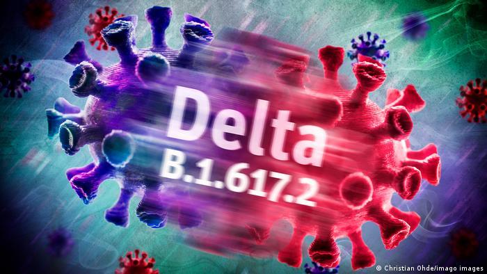 COVID-19 varian Delta