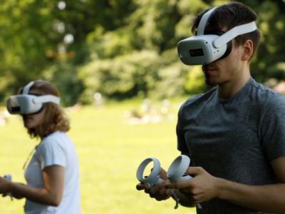 game realita virtual