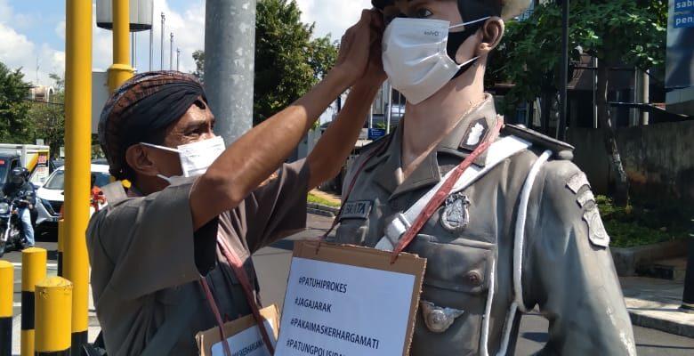 pasang masker