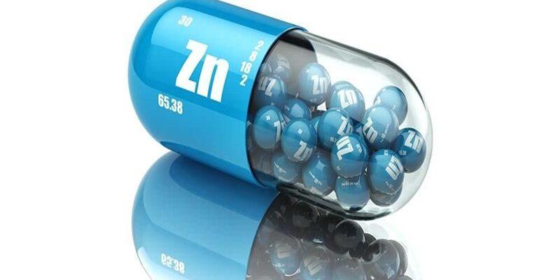 zinc berlebihan