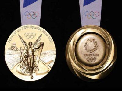 harga medali olimpiade