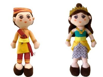 boneka dongeng nusantara